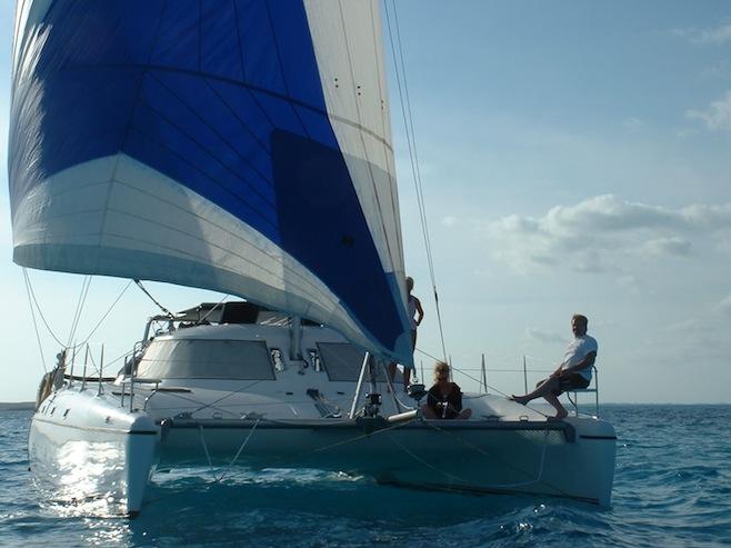Bum Sailing