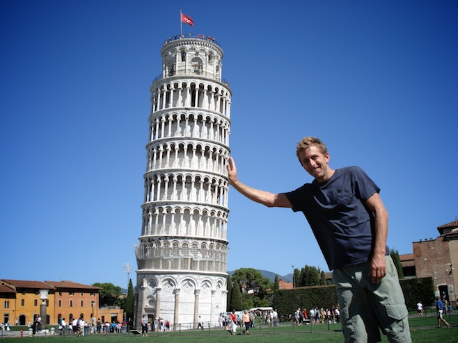 Tower Pisa Italy Italy Leaning Tower of