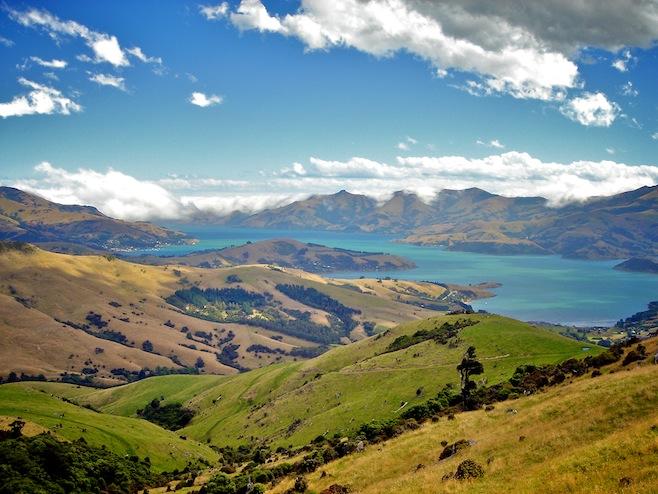 Akaroa View