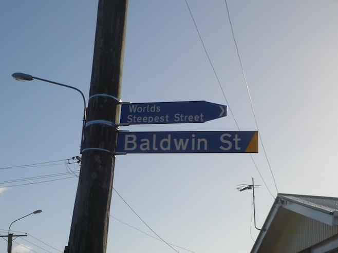 NZ Baldwin Street