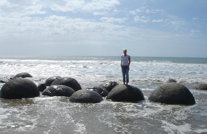 NZ Boulders