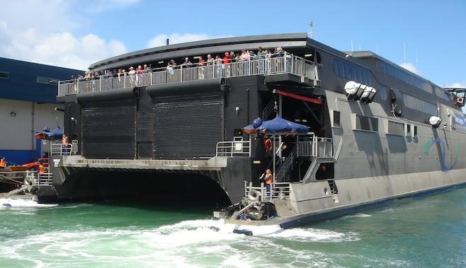 Lynx Ferry