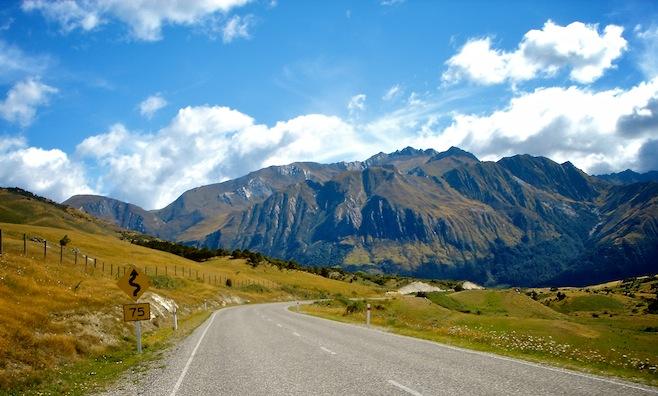 NZ South Island Roadd