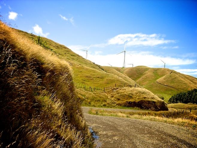 NZ Wind Farm2