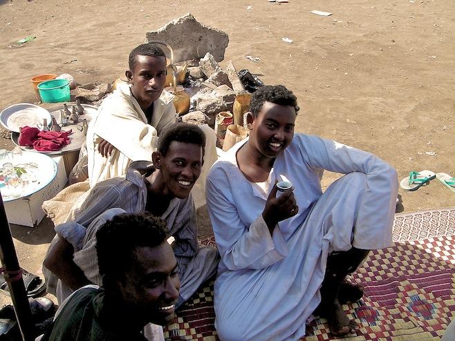 Port Sudan Coffee Shop