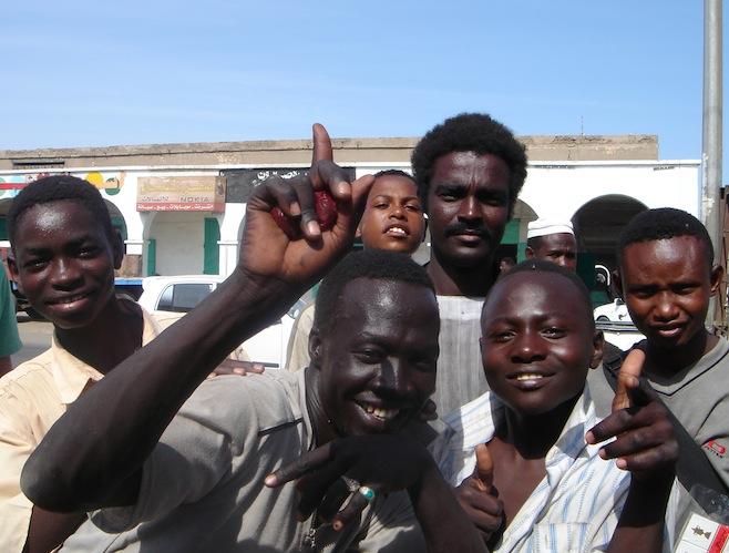Port Sudan Locals
