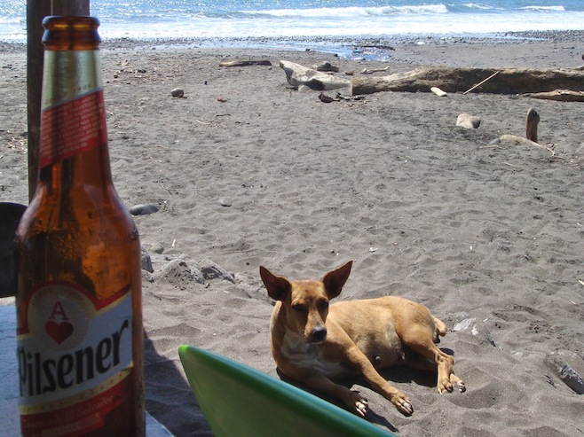 SAL El Sunzal Playa