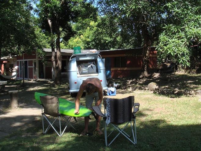 SAL Local Backyard Camp