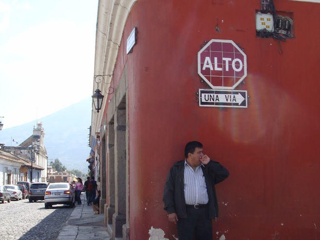 GUA Antigua Alto
