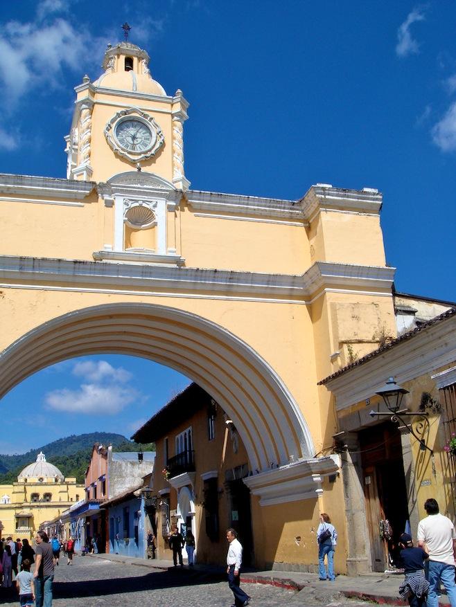 GUA Antigua Arco