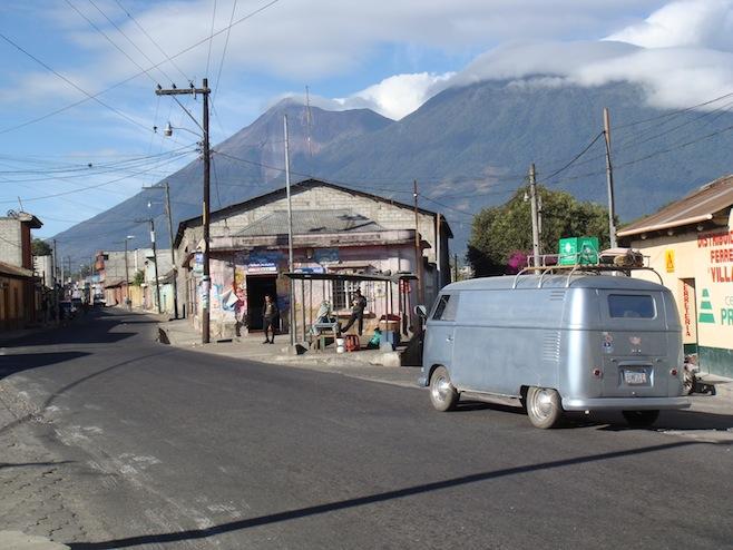 GUA Beautiful Town