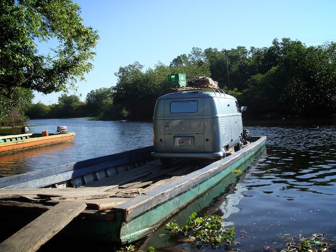 GUA Car Ferry