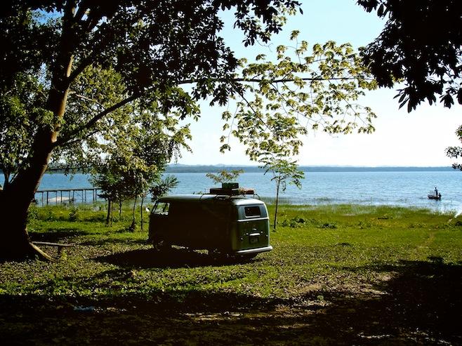 GUA El Remate Camp