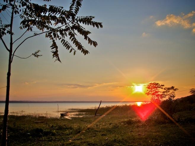 GUA El Remate Sunset