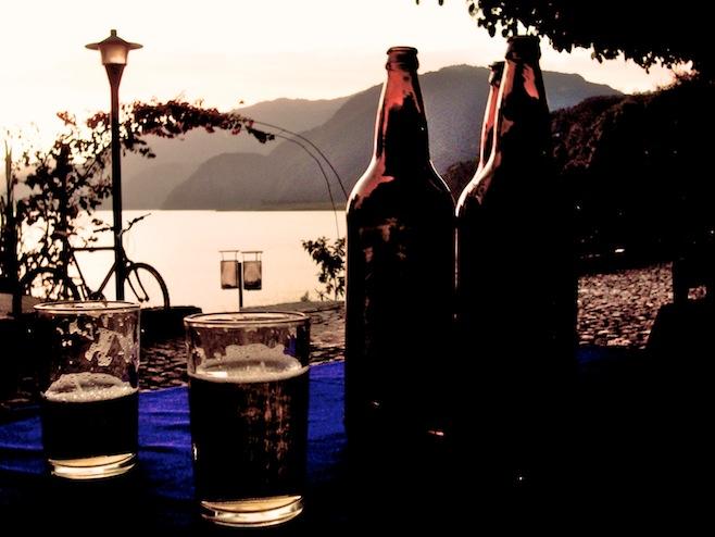 GUA Lago Sunset Gallo