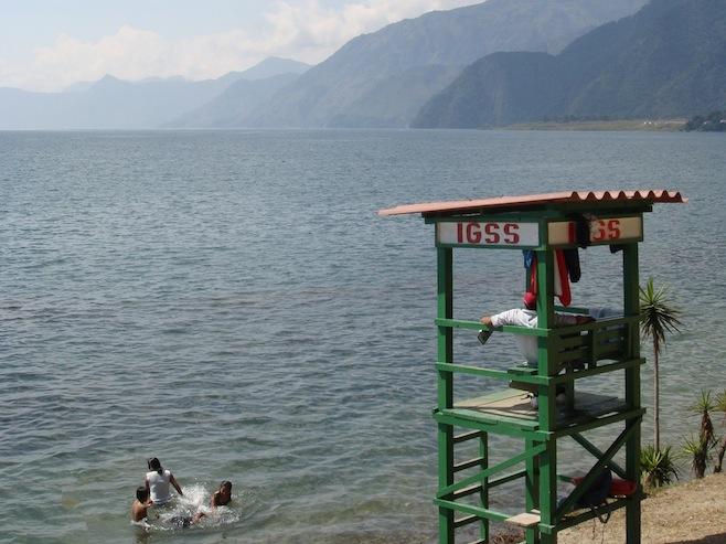 GUA Lago Swim