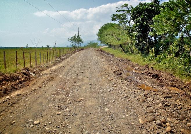 GUA Rough Road