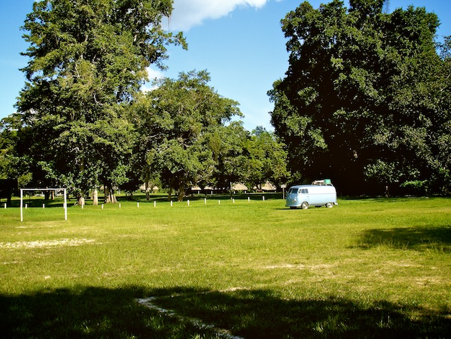 GUA Tikal Campground