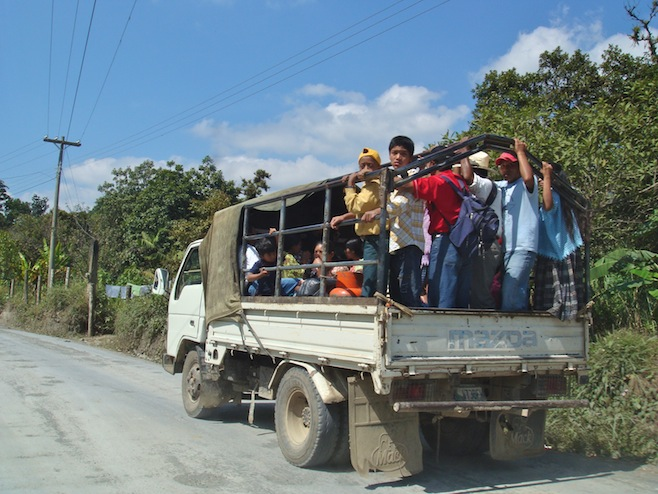 GUA Truck Bus