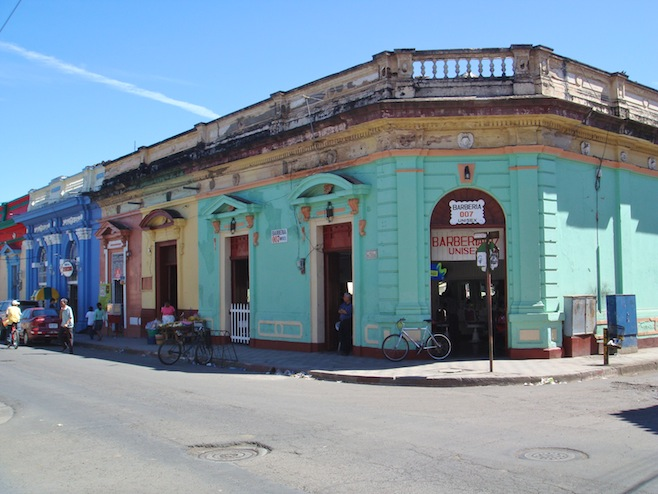 NIC Granada Street Corner