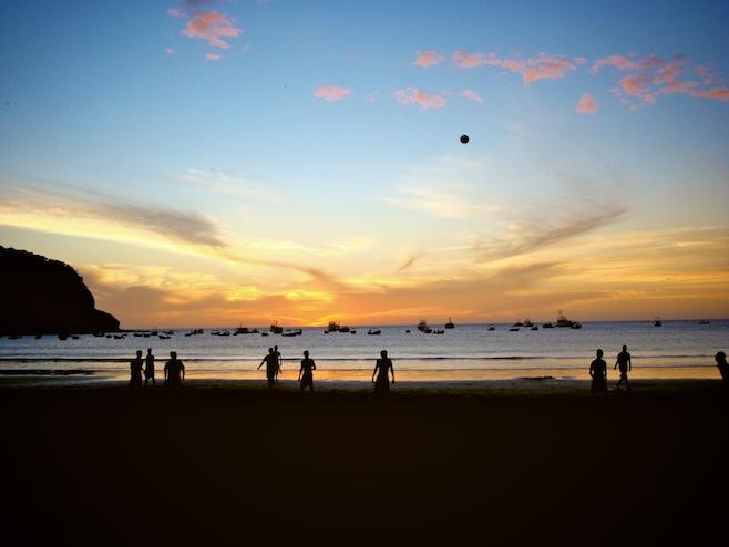 NIC San Juan Sunset