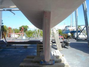 26 keel fixed