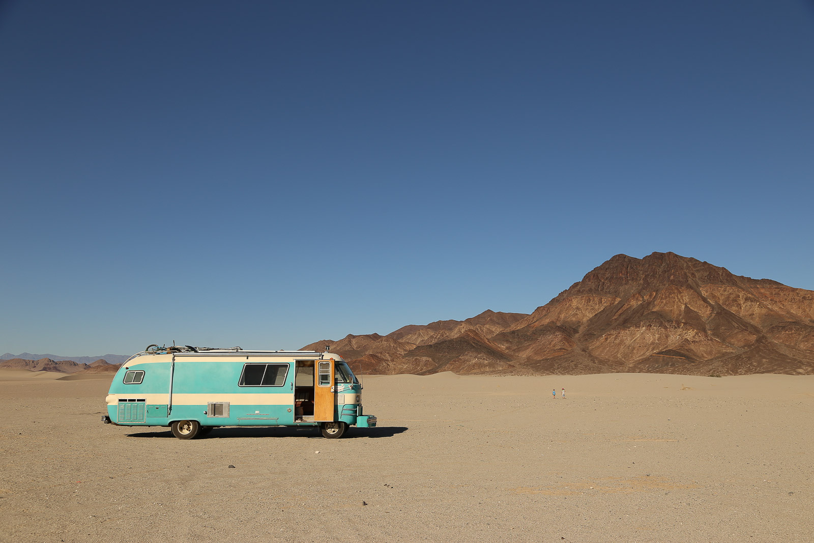 Overheating in Death Valley - Bumfuzzle