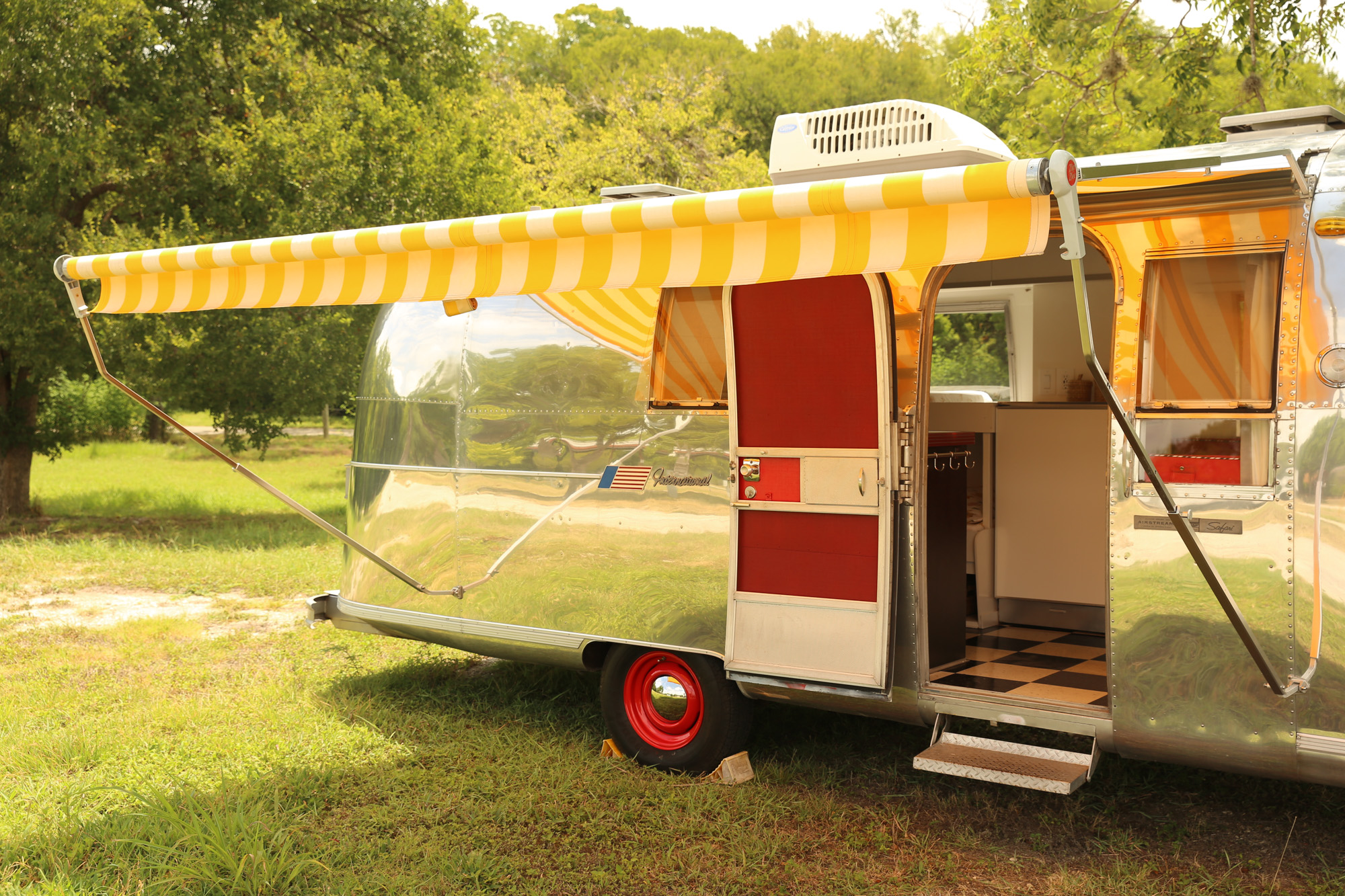 1966 Airstream Safari For Sale Bumfuzzle